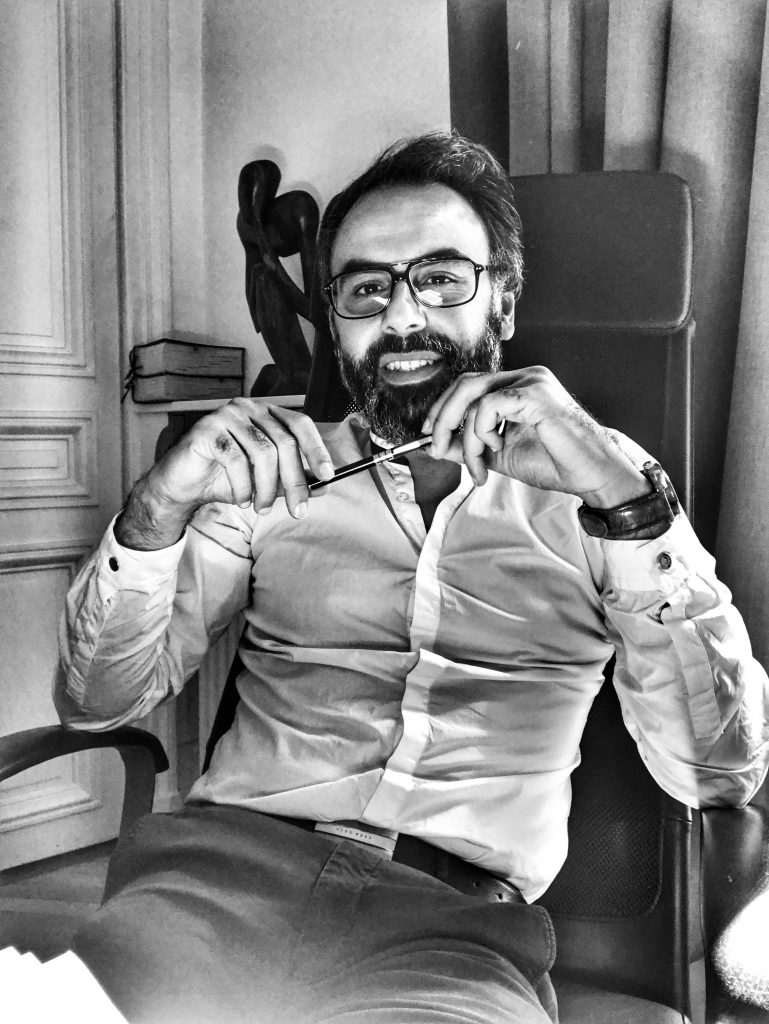 Maître Nedji MOKRANE Avocat au Barreau de Paris
